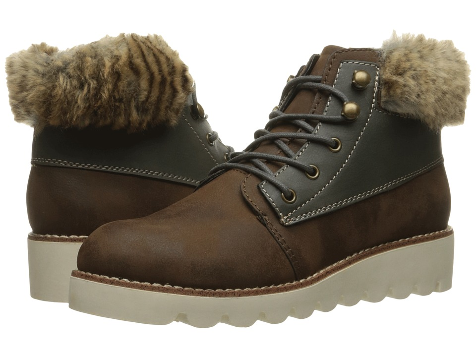 Rocket Dog - Shelby (Brown Graham) Women's Boots