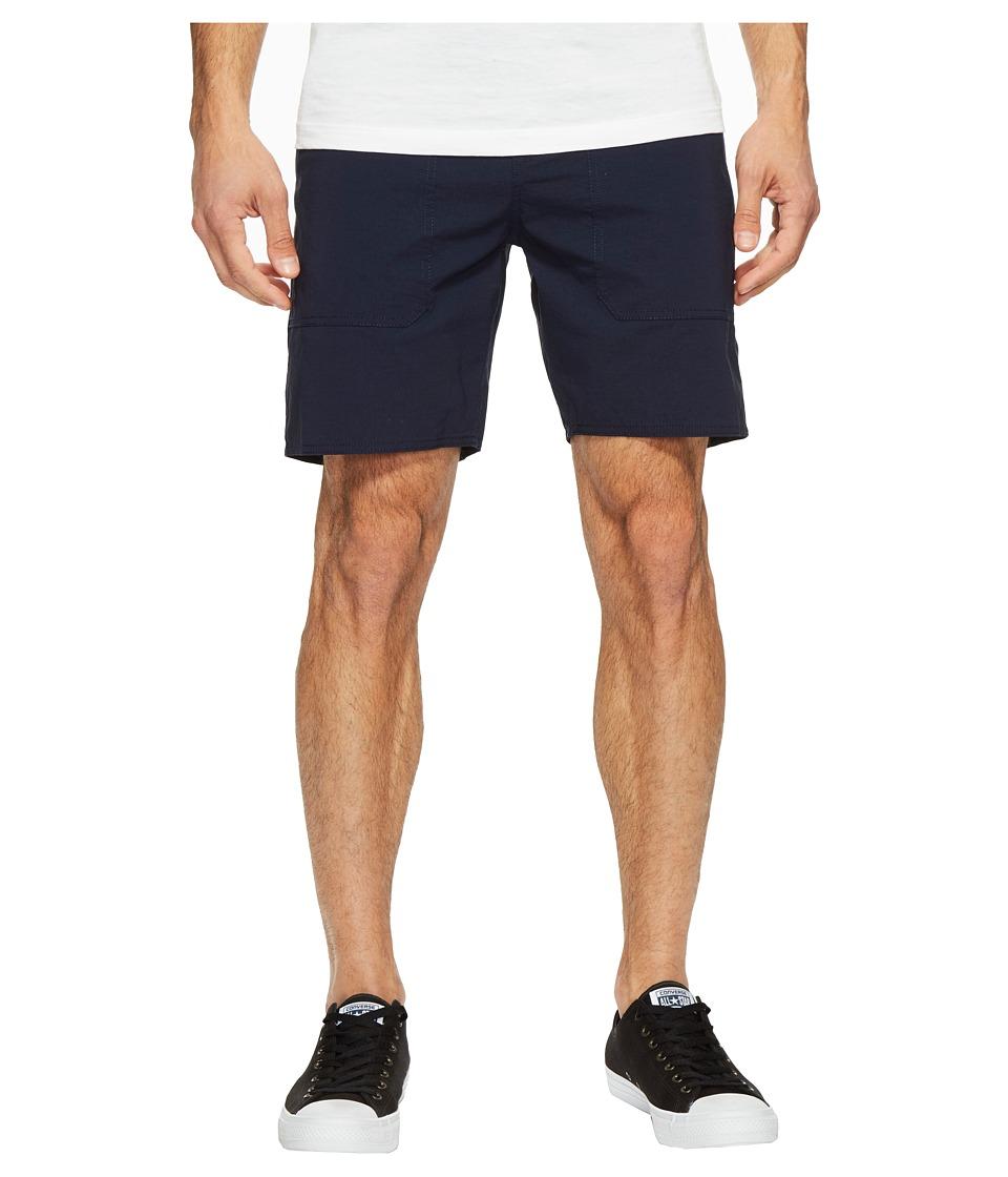 Brixton - Prospect (Navy) Men's Shorts