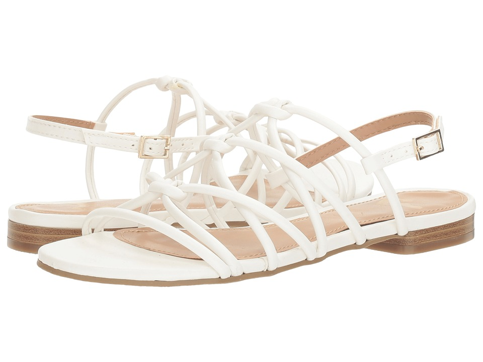 Report - Selena (White) Women's Shoes