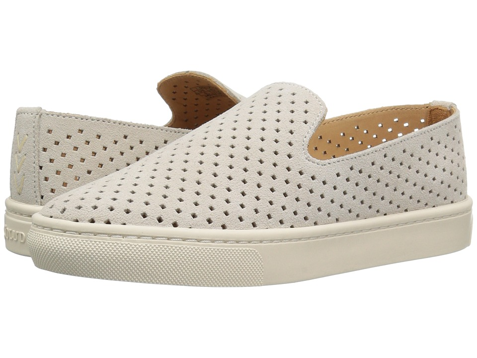 Soludos - Perforated Slip-On Sneaker (Seashell) Women's Slip on Shoes
