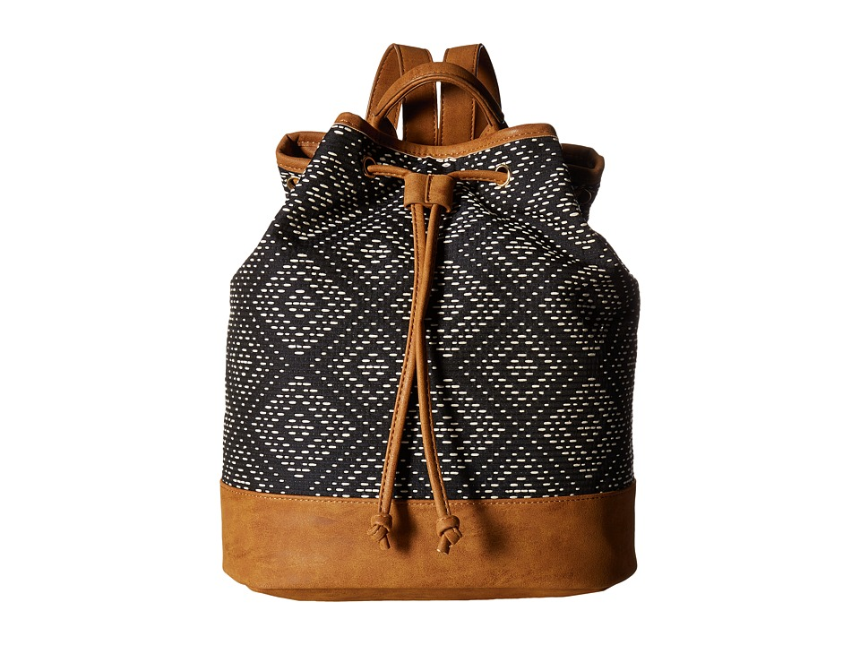 Deux Lux - Sonoma Backpack (Navy) Backpack Bags