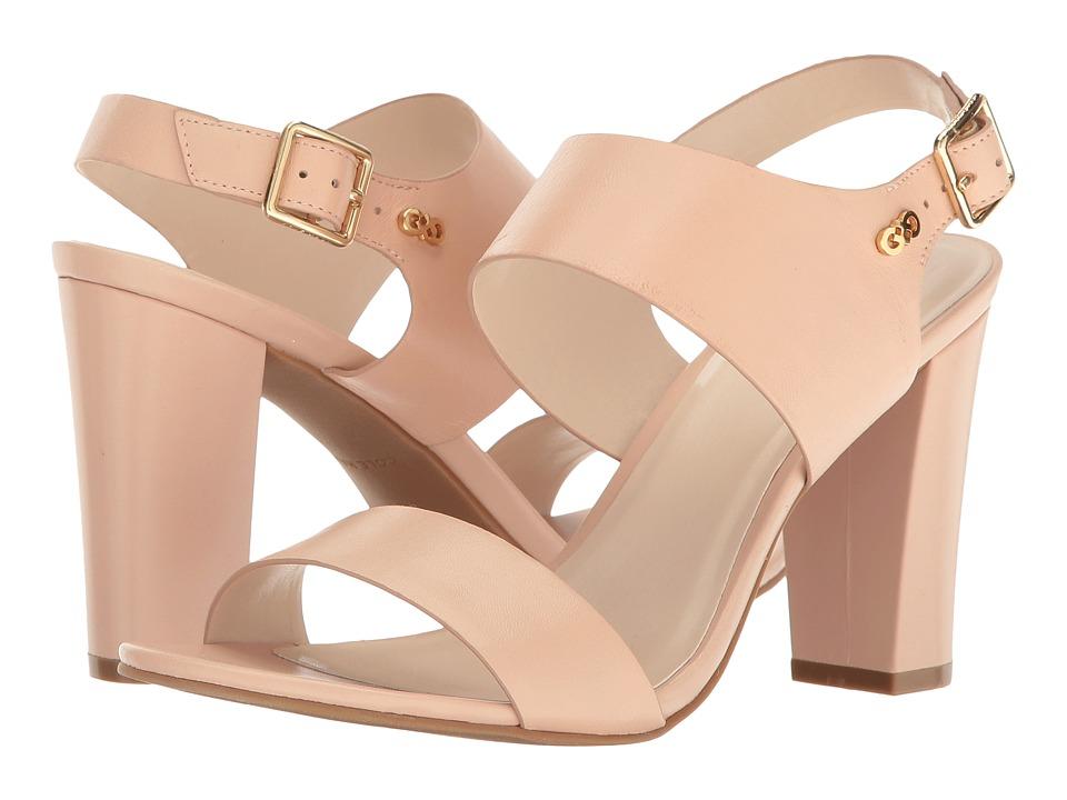 Cole Haan - Octavia Sandal II (Nude Leather) Women's Sandals