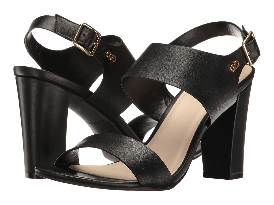 Cole Haan - Octavia Sandal II (Black) Women's Sandals
