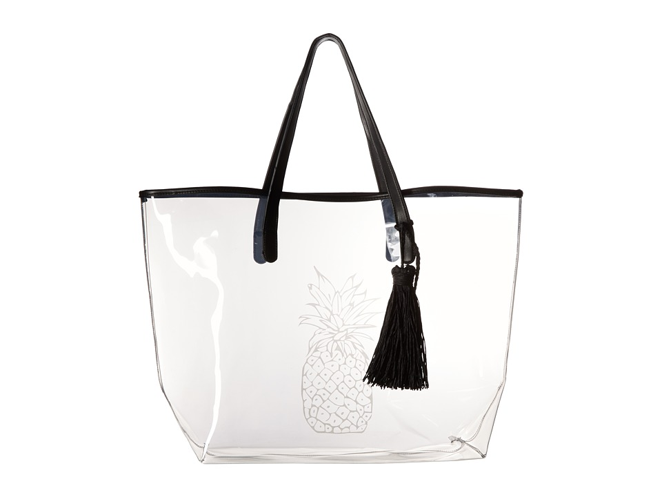 Deux Lux - Waikiki Tote (Black) Tote Handbags