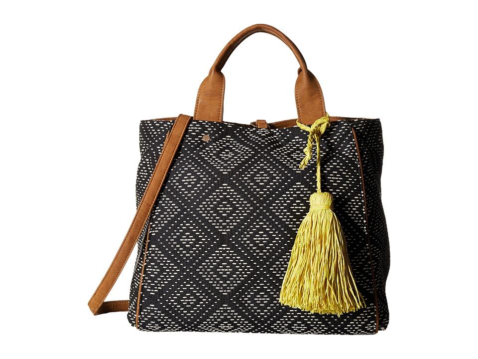 Deux Lux - Sonoma Tote (Navy) Tote Handbags