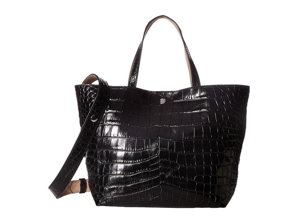 Elizabeth and James - Eloise Tote (Black) Tote Handbags