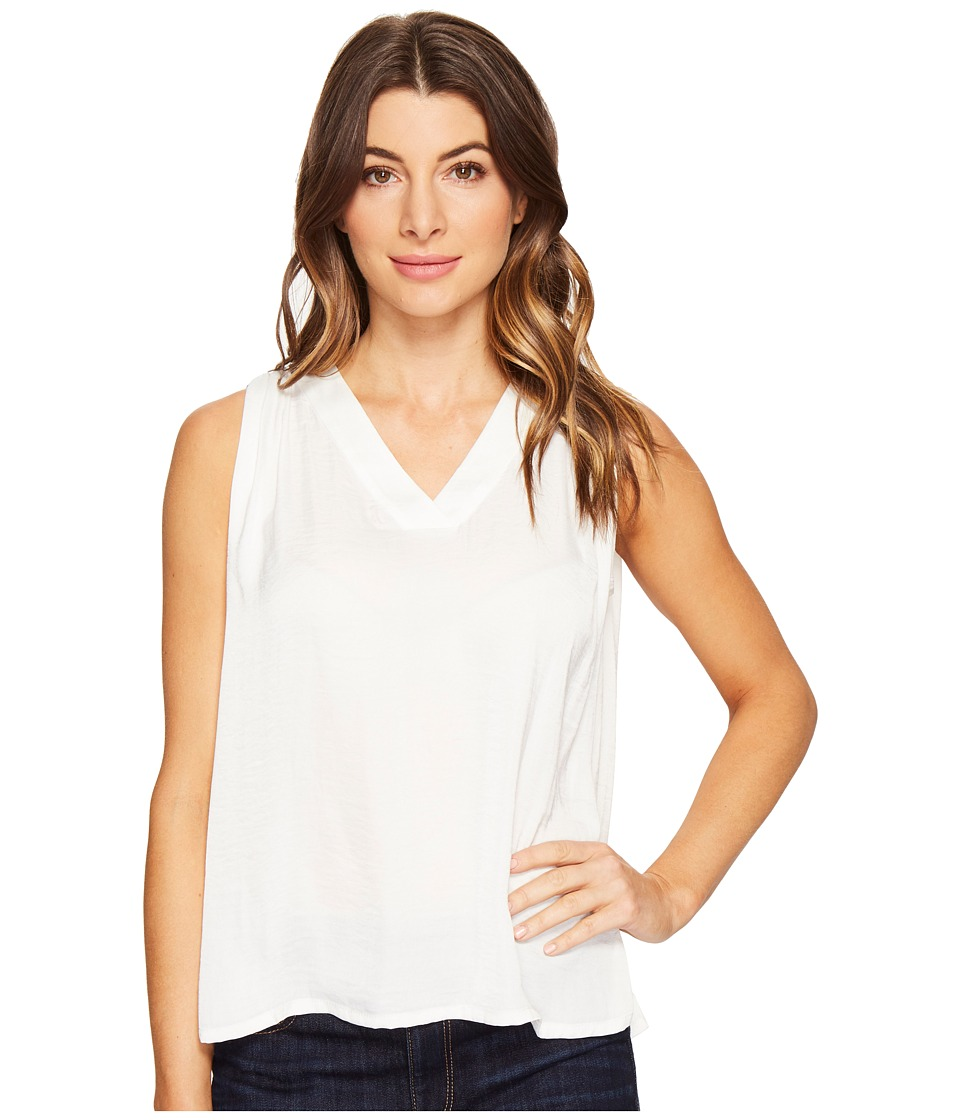 CATHERINE Catherine Malandrino - Alison Top (Empire White) Women's Blouse