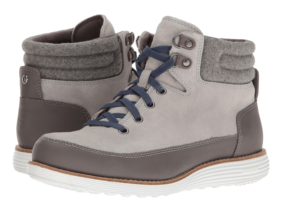Cole Haan Hiker Grand Boot II (Grey/Storm Waterproof) Women