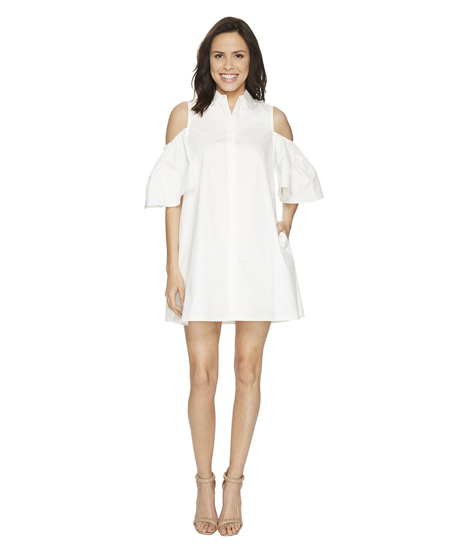 CATHERINE Catherine Malandrino - Zito Dress (Empire White) Women's Dress
