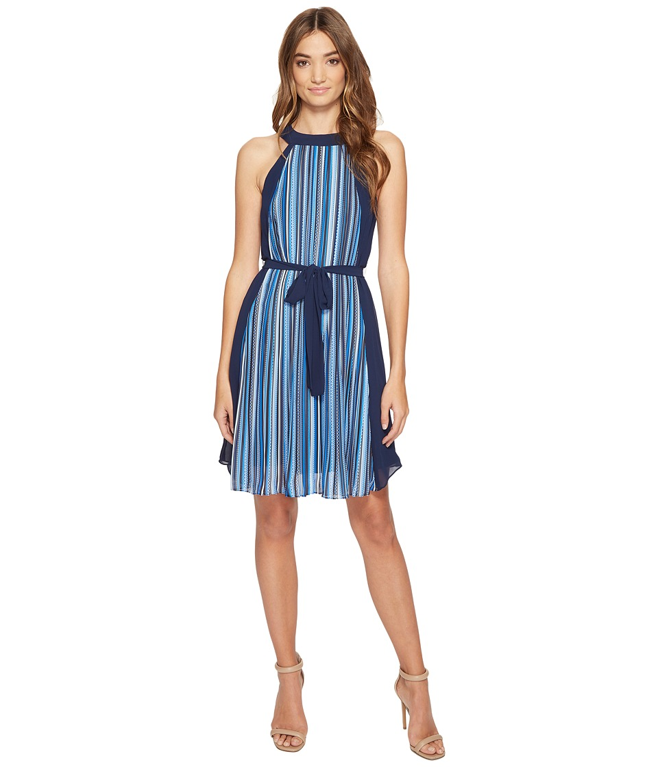 CATHERINE Catherine Malandrino Chazz Dress (Chain Stripe Combo) Women