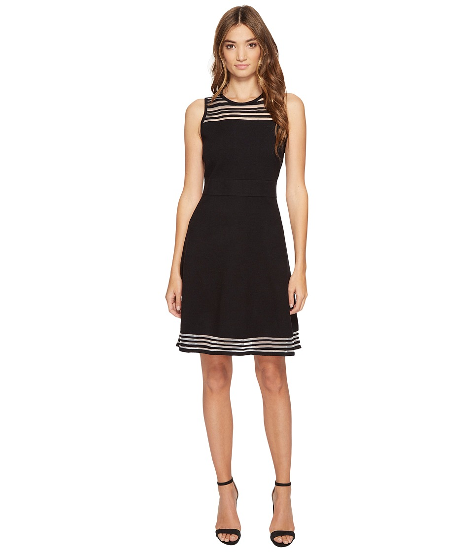 CATHERINE Catherine Malandrino - Niro Dress (Black) Women's Dress