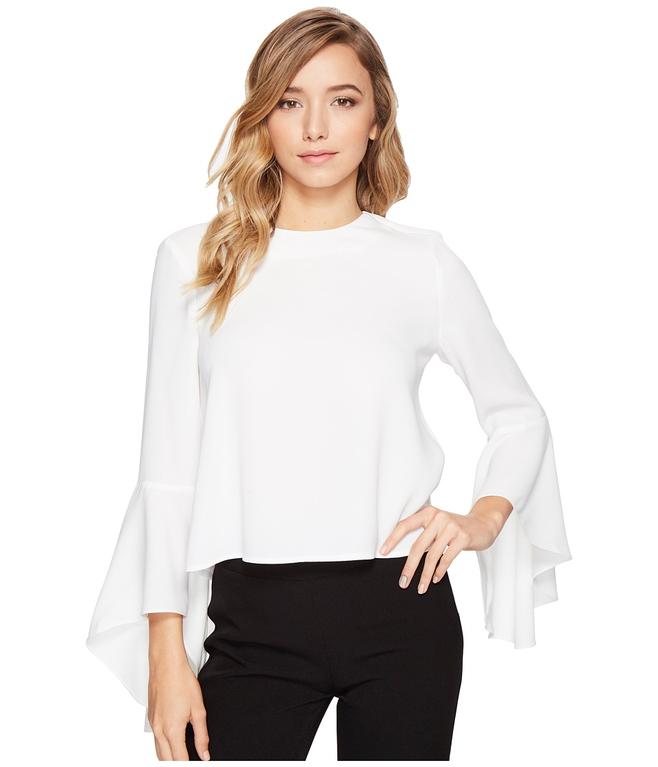 CATHERINE Catherine Malandrino - Timber Blouse (Empire White) Women's Blouse