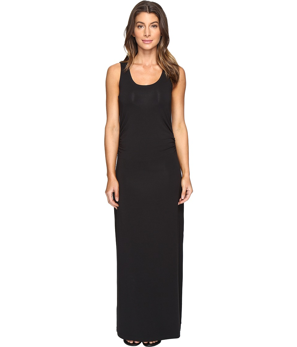 Tommy Bahama Tambour Tank Maxi Dress (Black) Women