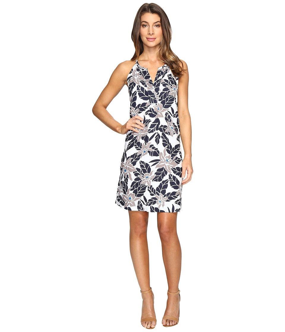 Tommy Bahama Olympias Blooms Sleeveless Short Dress (Twill) Women