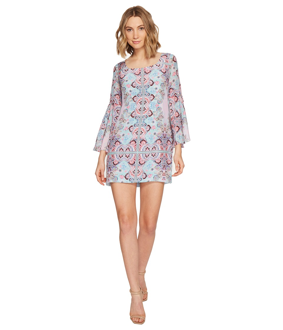 Nanette Lepore - Stargazer Shift (Cloud Multi) Women's Dress