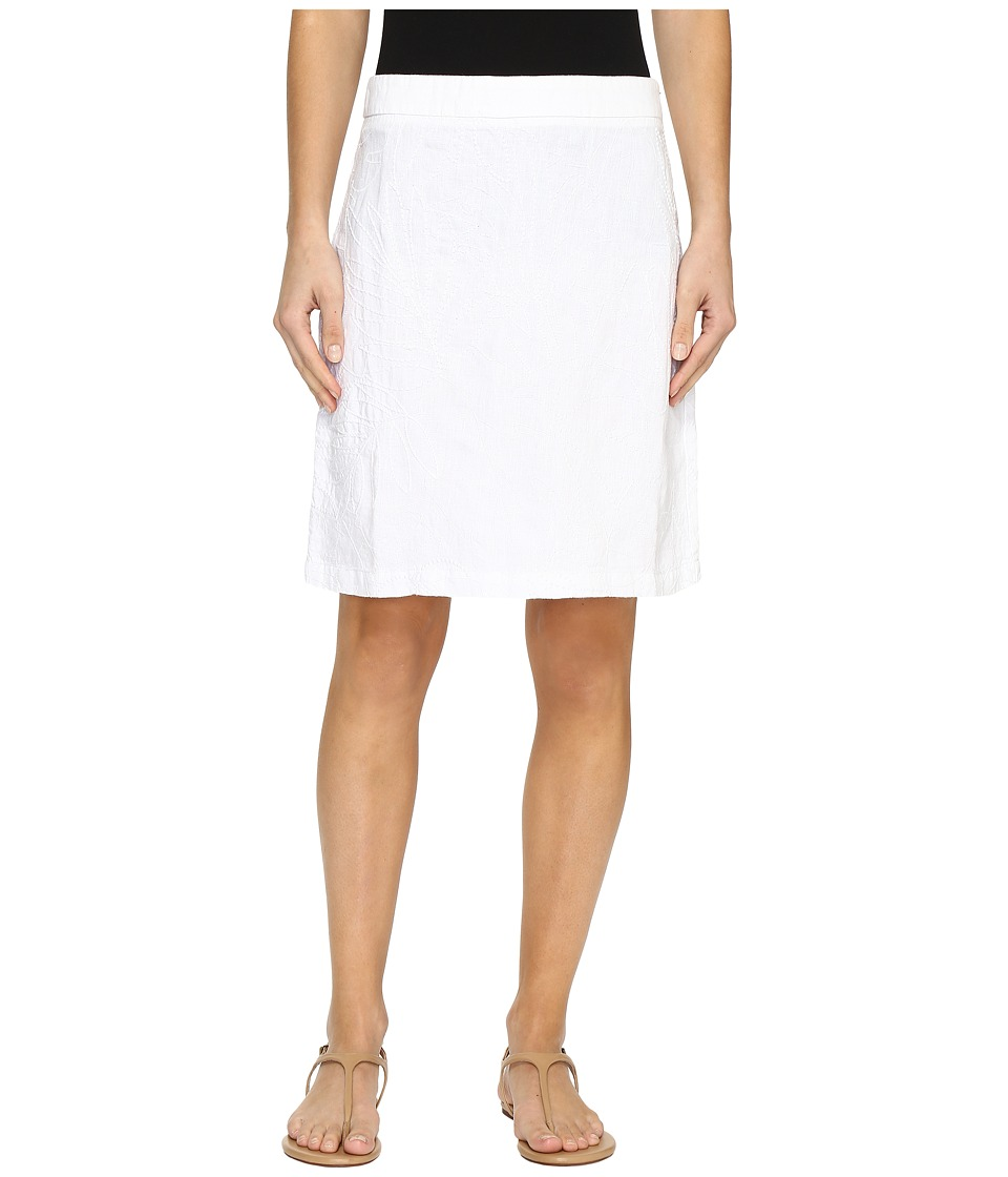 Tommy Bahama - Pick Leaf Skirt (White) Women's Skirt