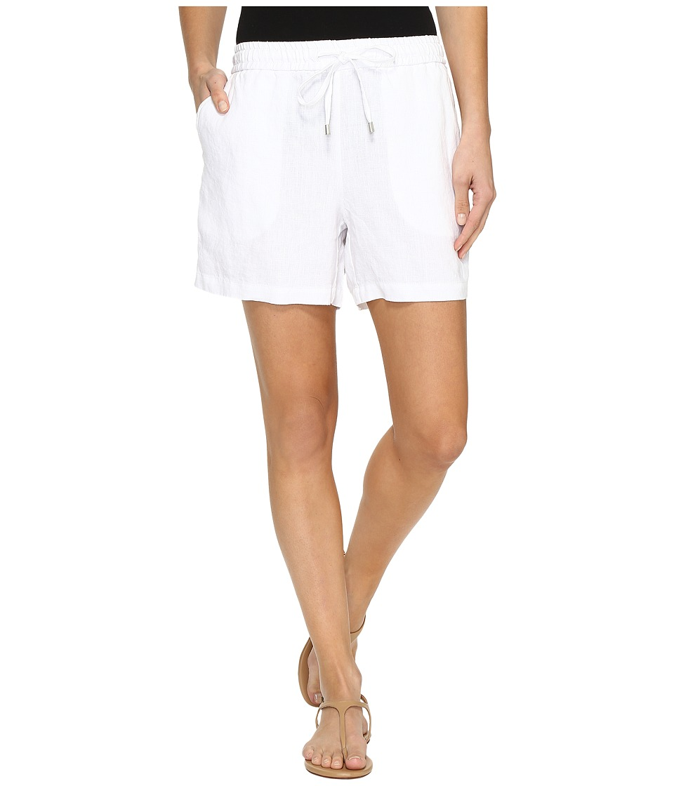 Tommy Bahama - Two Palms Easy Shorts (White) Women's Shorts