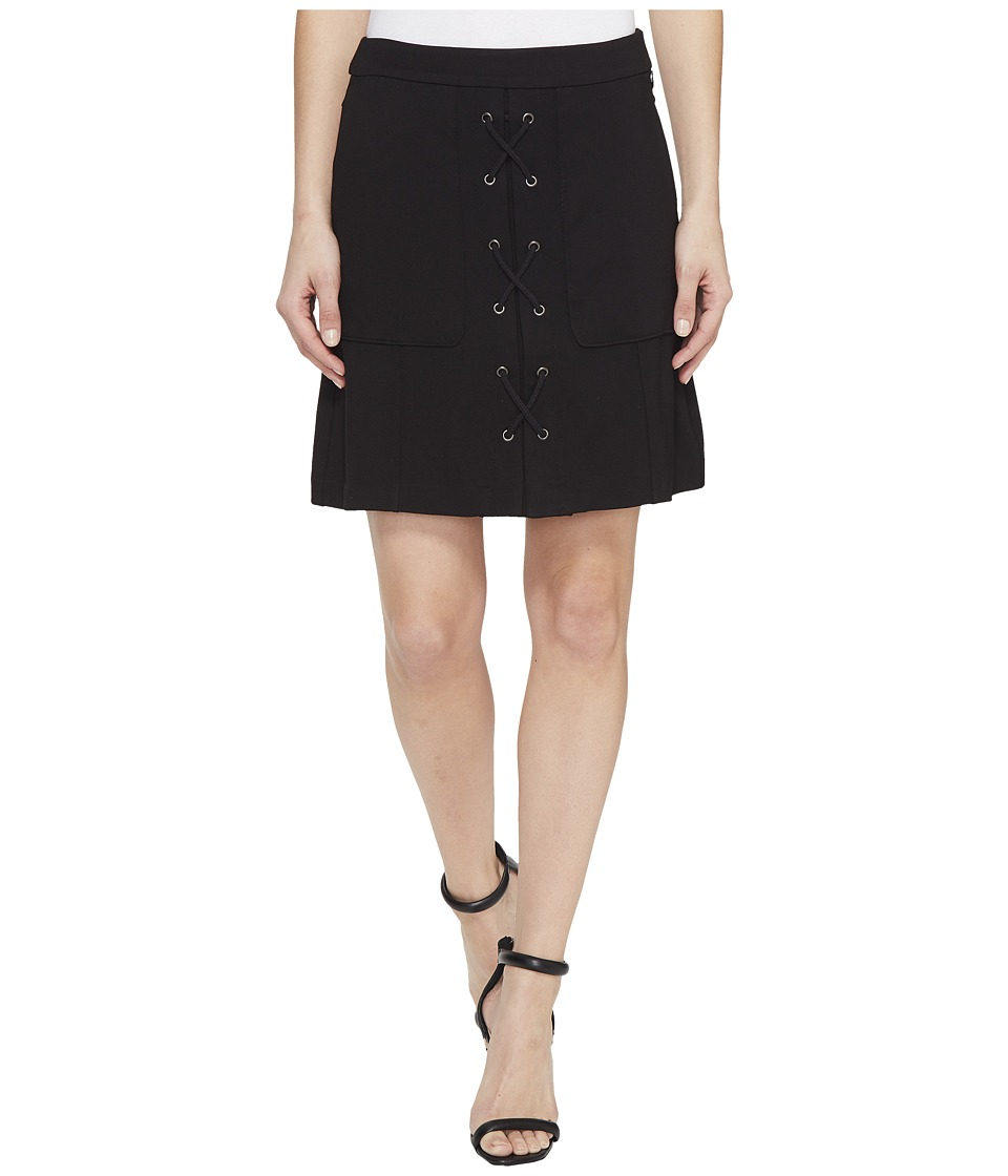 CATHERINE Catherine Malandrino - Arry Skirt (Black) Women's Skirt