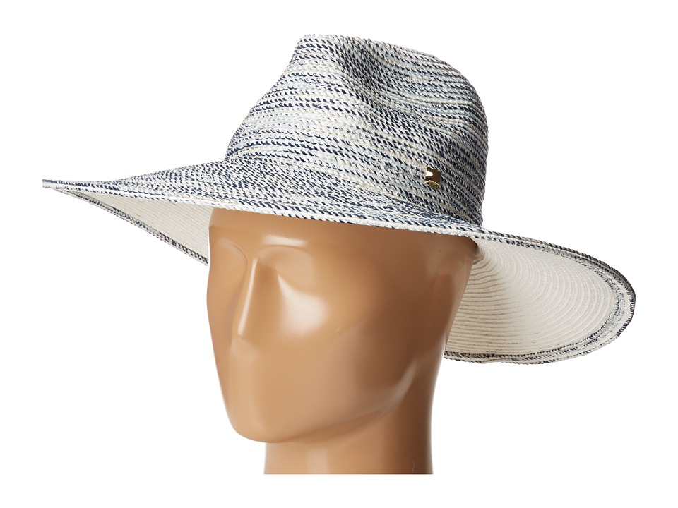 BCBGMAXAZRIA - Stitched Floppy (Shadow Blue) Caps