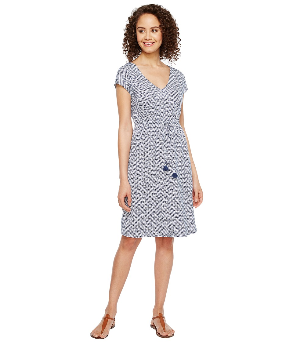 Tommy Bahama - Greek Cay Short Dress (Kingdom Blue) Women's Dress