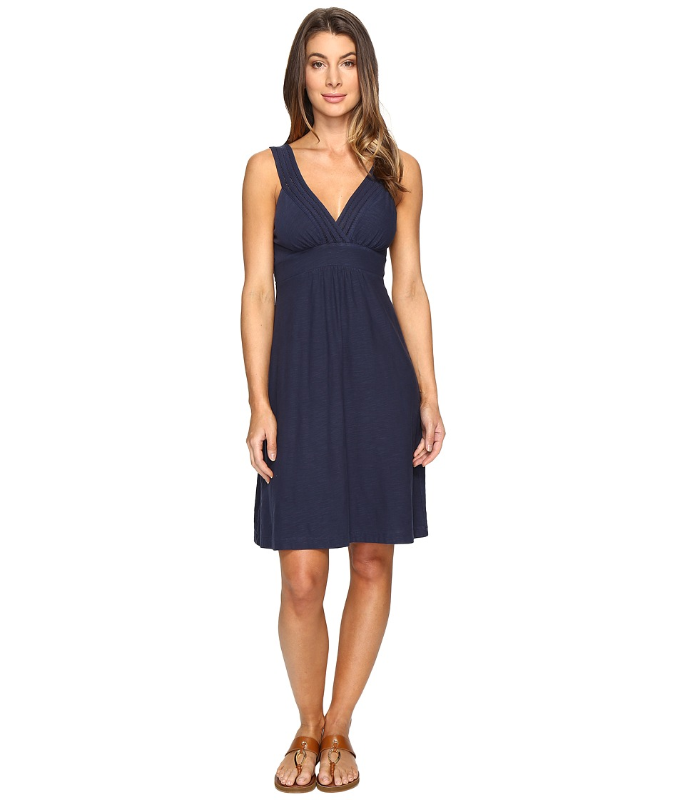 Tommy Bahama - Arden Sleeveless Short Sundress (Ocean Deep) Women's Dress