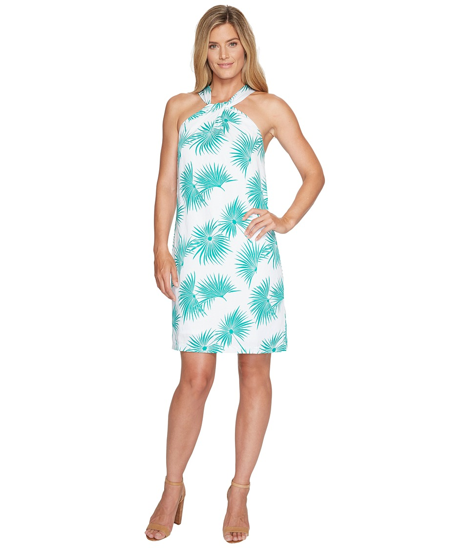 Tommy Bahama Palmyria Short Halter Dress