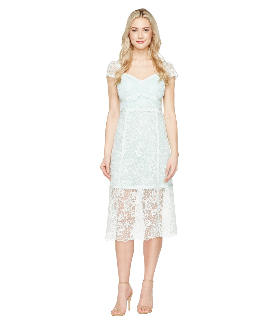Nanette Lepore Firefly Dress (Mist) Women