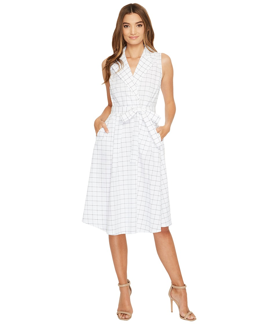 CATHERINE Catherine Malandrino - Rosa Dress (Empire White) Women's Dress