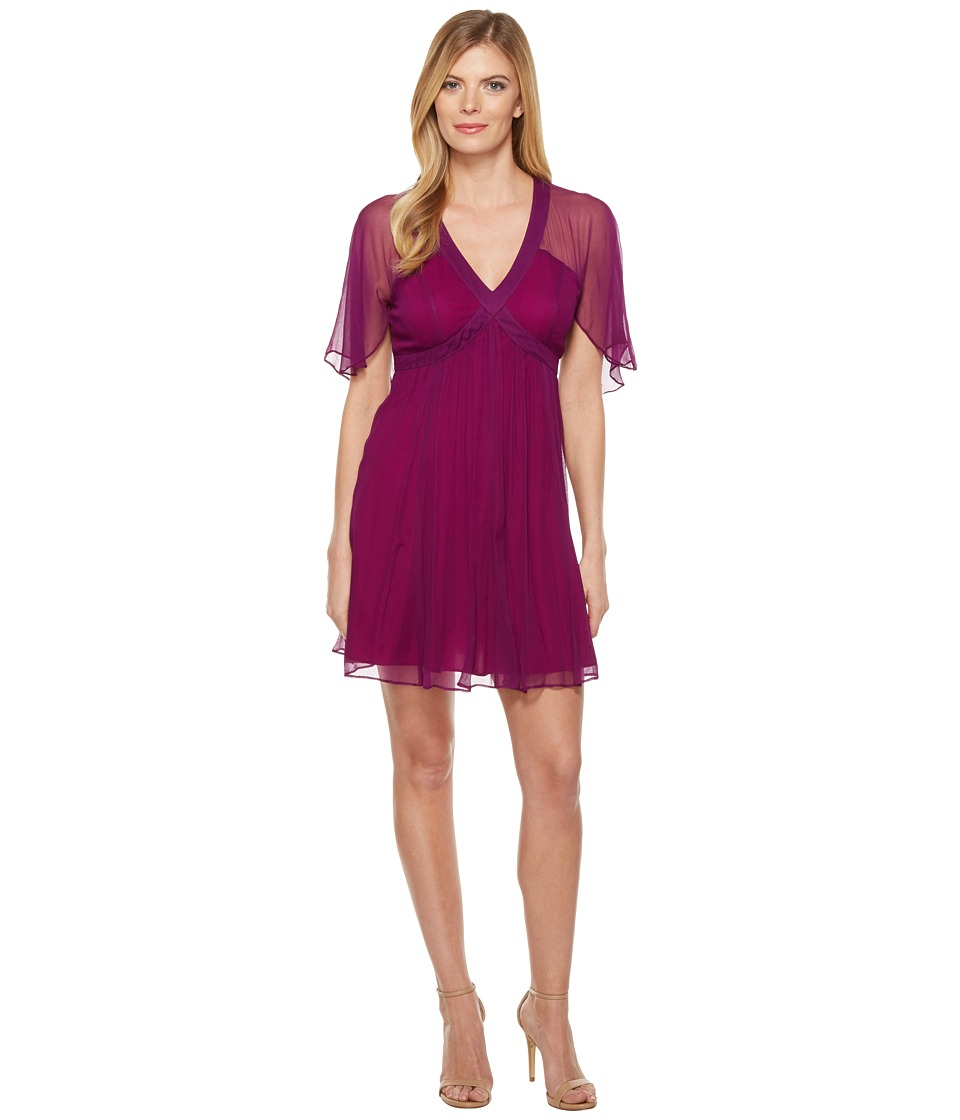 CATHERINE Catherine Malandrino Odom Dress (Beet Sap Purple) Women