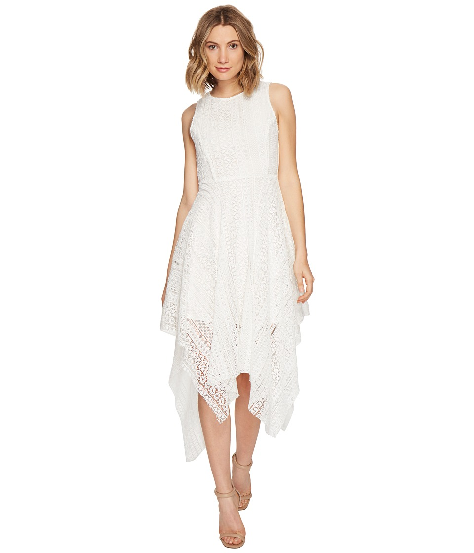 CATHERINE Catherine Malandrino Webb Dress (Empire White) Women