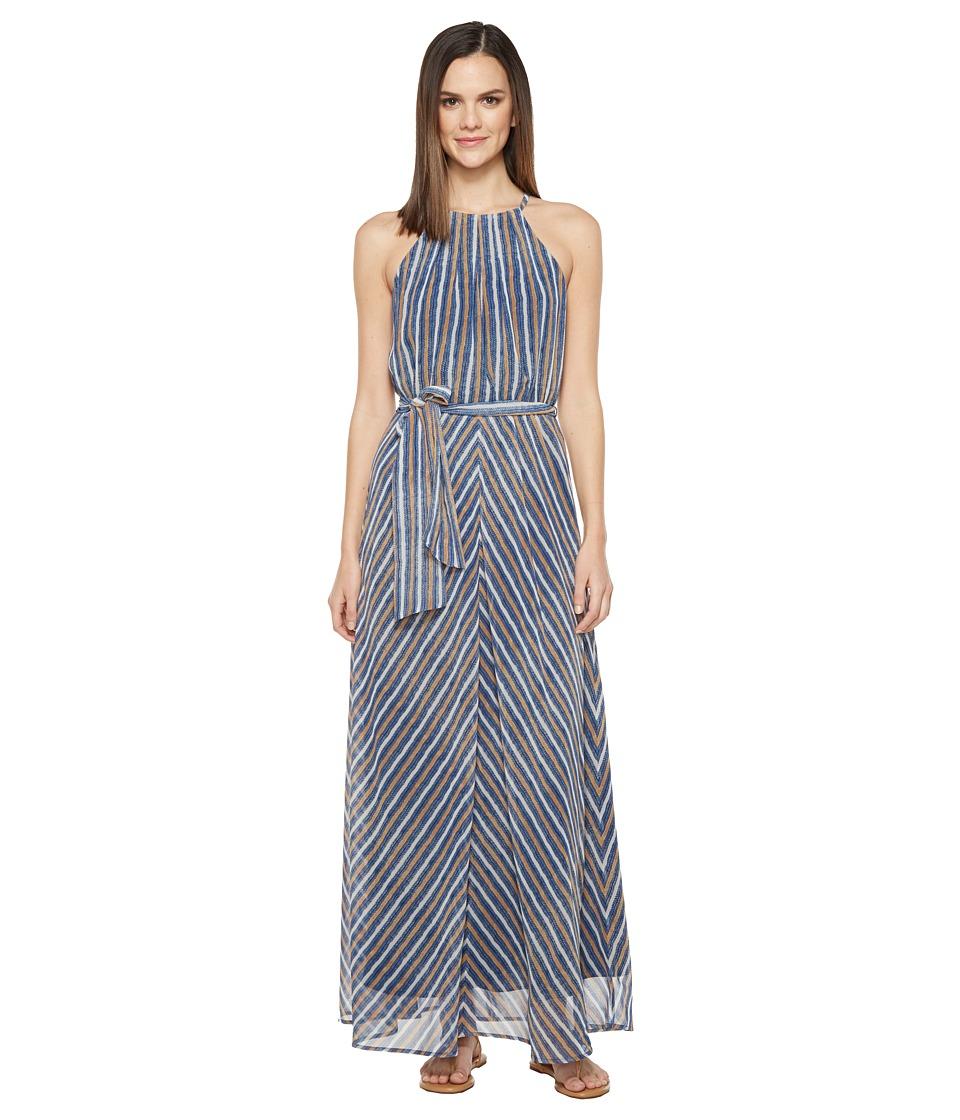 Tommy Bahama - Ouzo Crazy Maxi Dress (Ocean Deep) Women's Dress