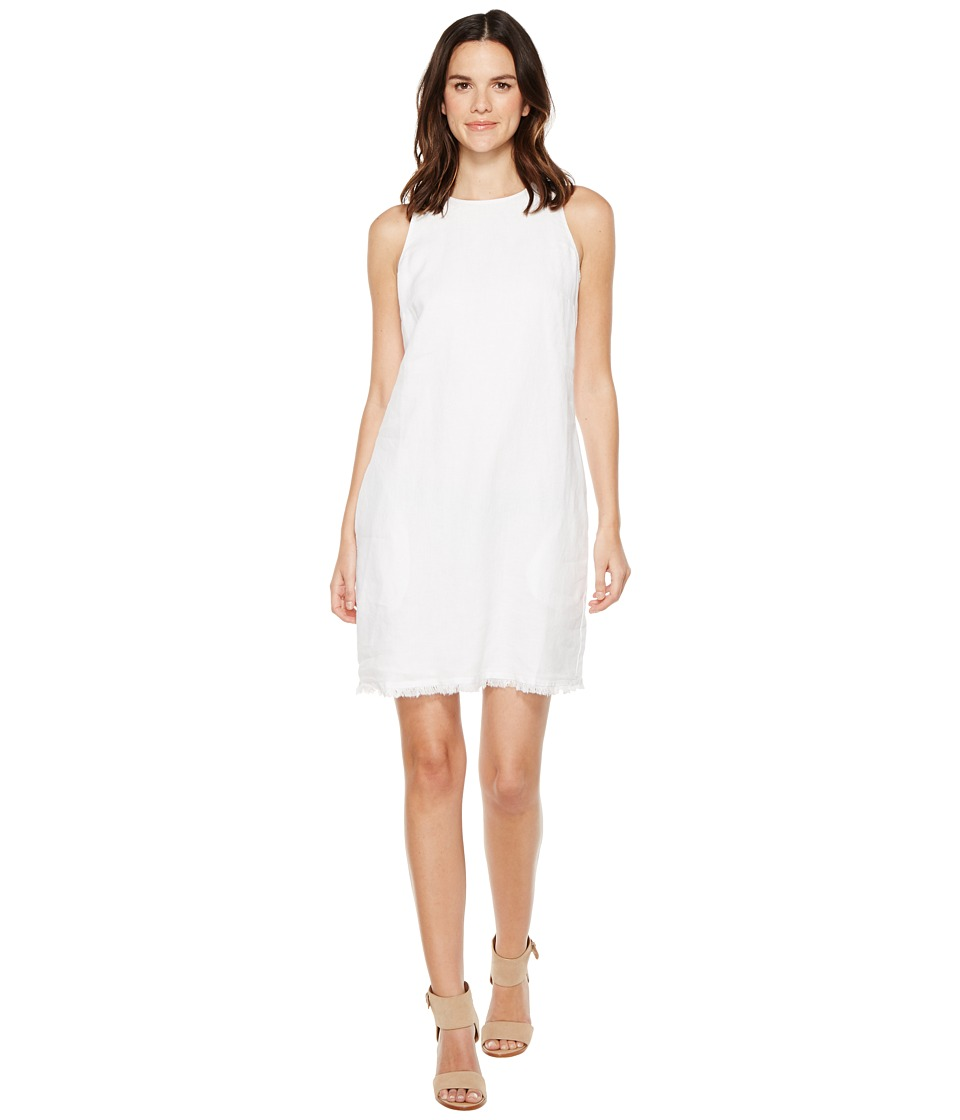 Tommy Bahama - Two Palms Sleeveless Short Dress (White) Women's Dress