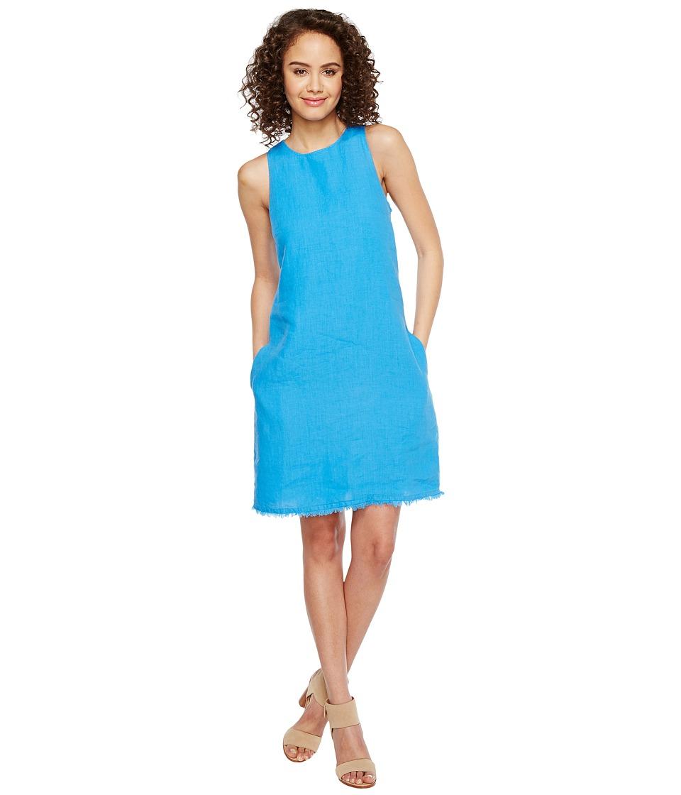 Tommy Bahama - Two Palms Sleeveless Short Dress (Download Blue) Women's Dress