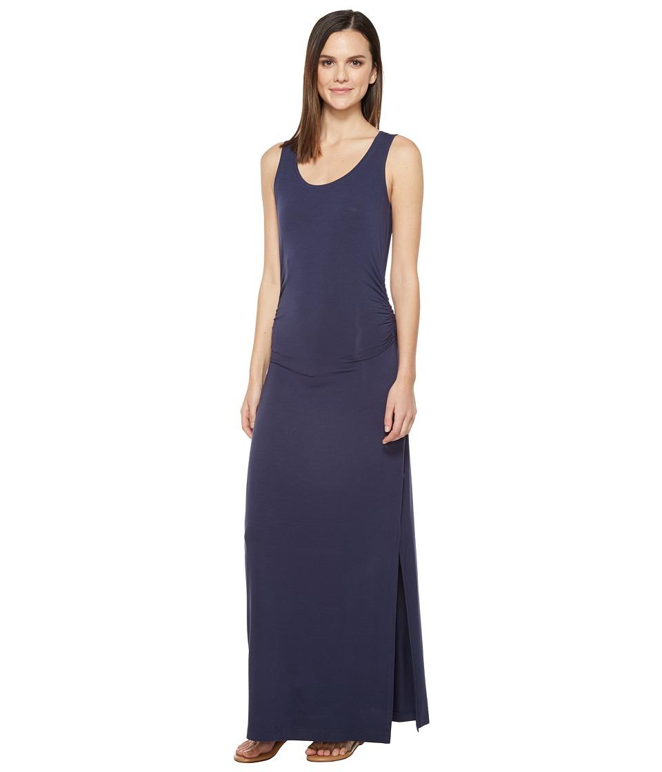 Tommy Bahama Tambour Tank Maxi Dress (Ocean Deep) Women