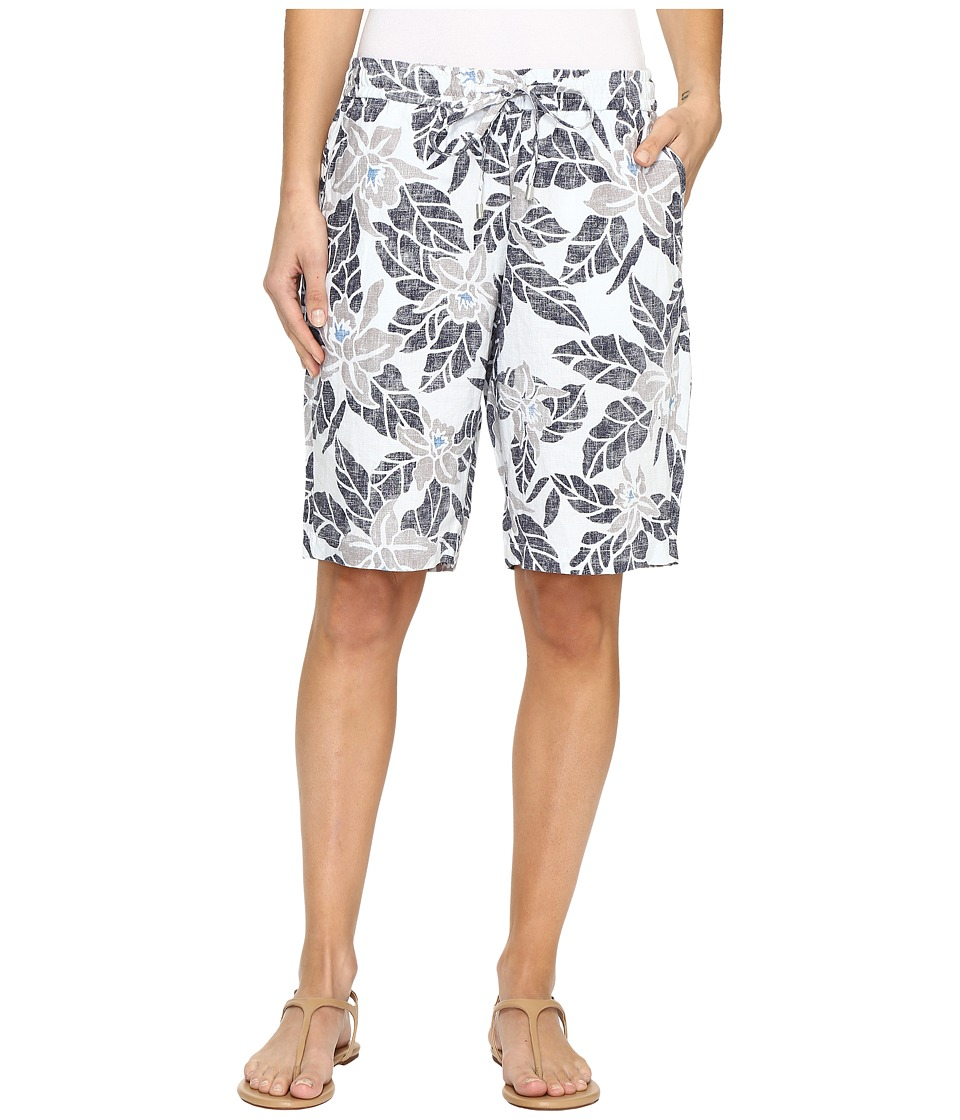 Tommy Bahama - Olympias Blooms Bermuda (Twill) Women's Shorts