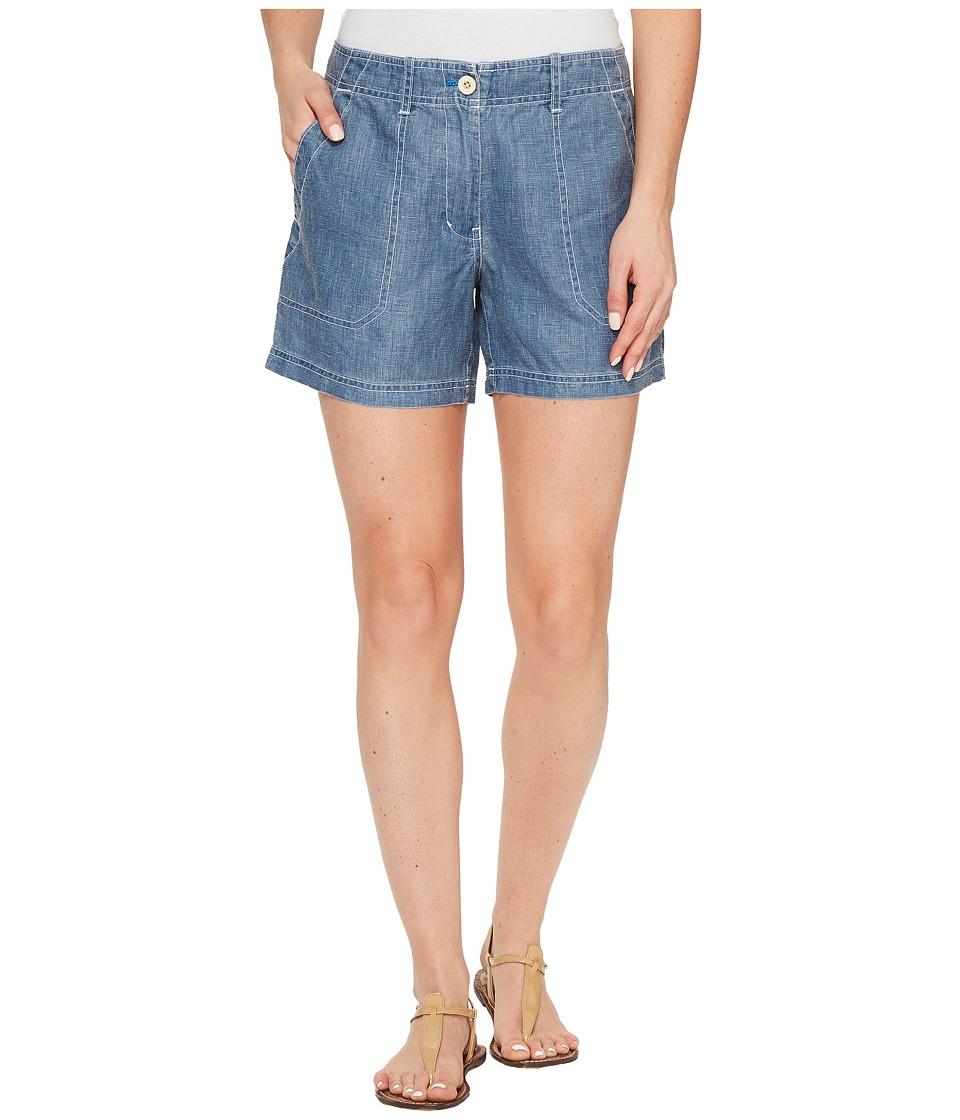 Tommy Bahama - Seaglass Shorts (Ocean Deep) Women's Shorts