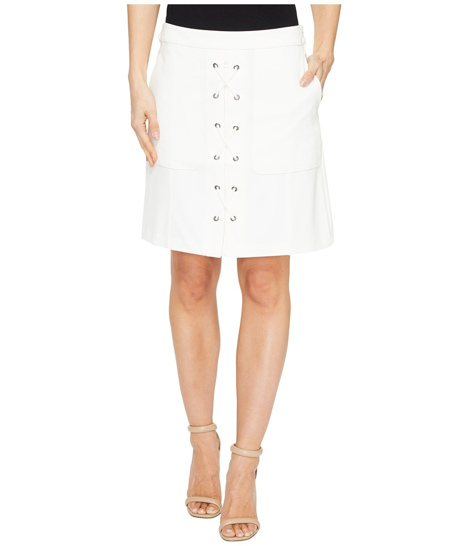 CATHERINE Catherine Malandrino Arry Skirt (Empire White) Women