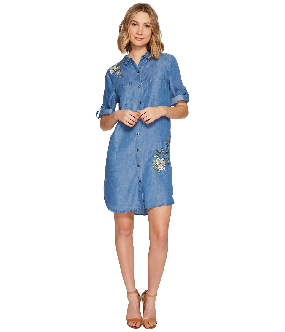 CATHERINE Catherine Malandrino - Derry Tunic (Chambray) Women's Blouse