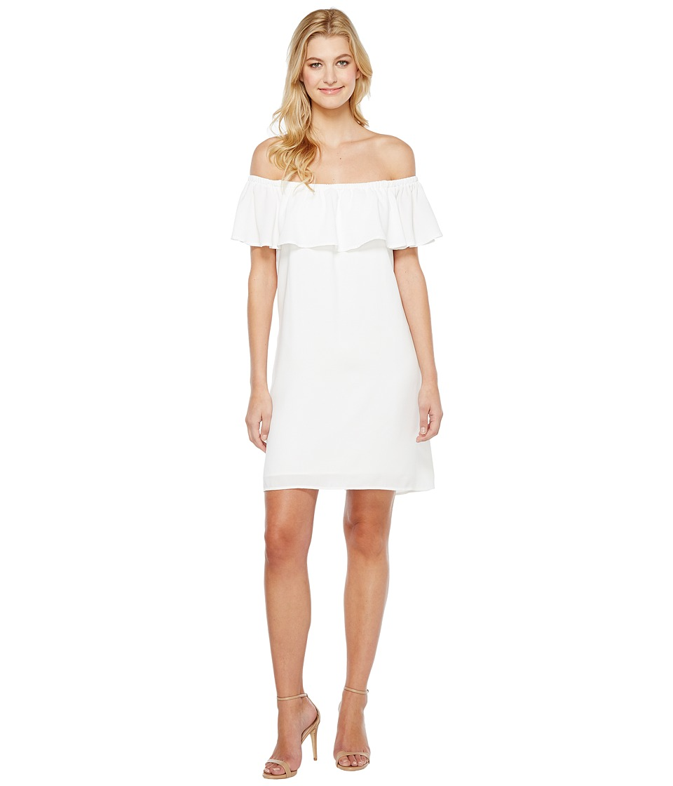CATHERINE Catherine Malandrino Candy Dress (Empire White) Women