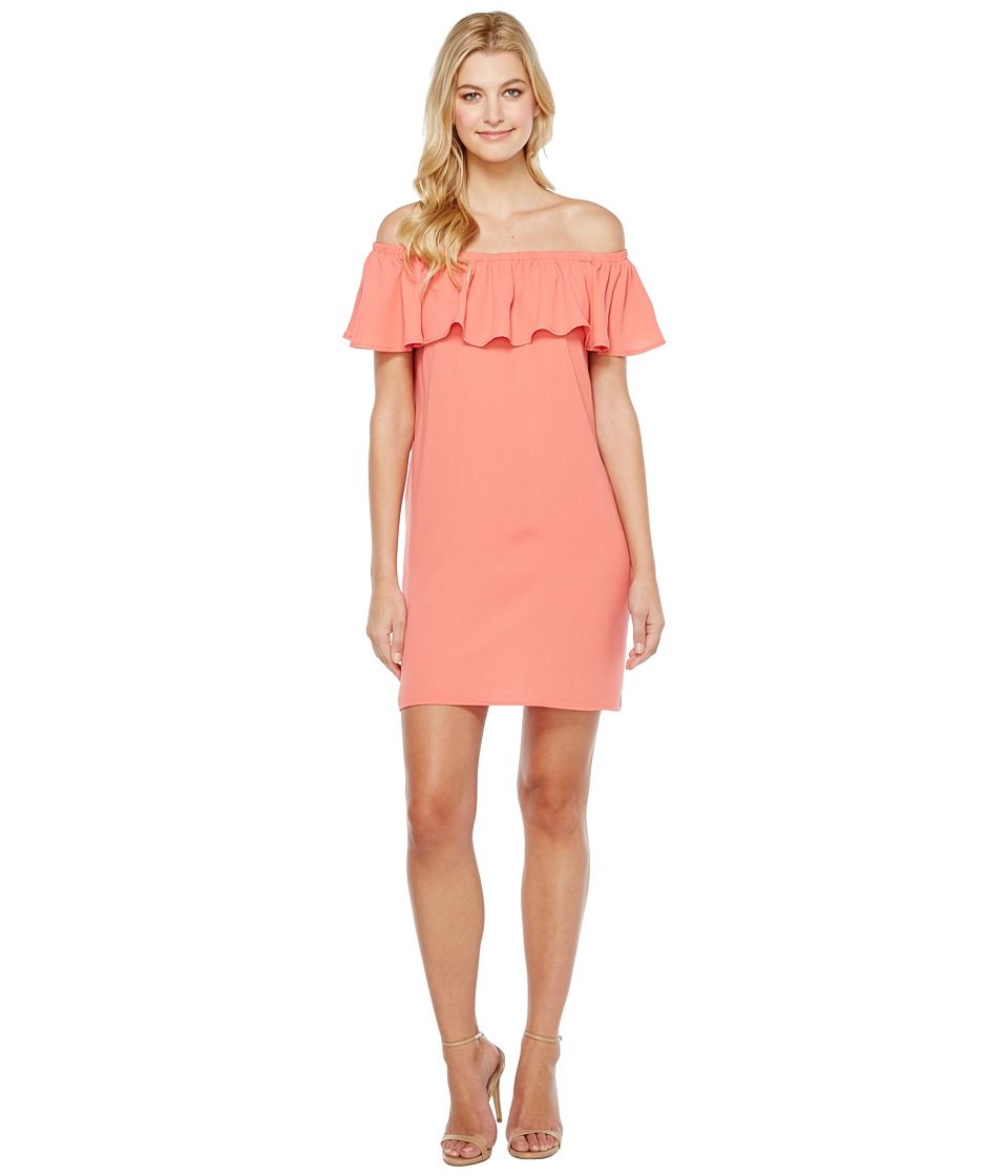 CATHERINE Catherine Malandrino - Candy Dress (Watermelon Julep) Women's Dress