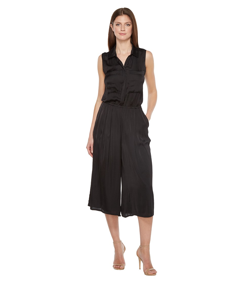 CATHERINE Catherine Malandrino - Bethea Jumpsuit (Black) Women's Jumpsuit & Rompers One Piece