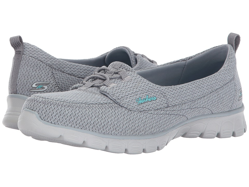 SKECHERS - EZ Flex 3.0 (Gray) Women's Shoes