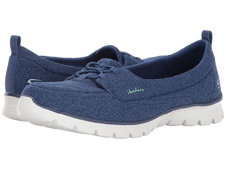 SKECHERS - EZ Flex 3.0 (Navy) Women's Shoes