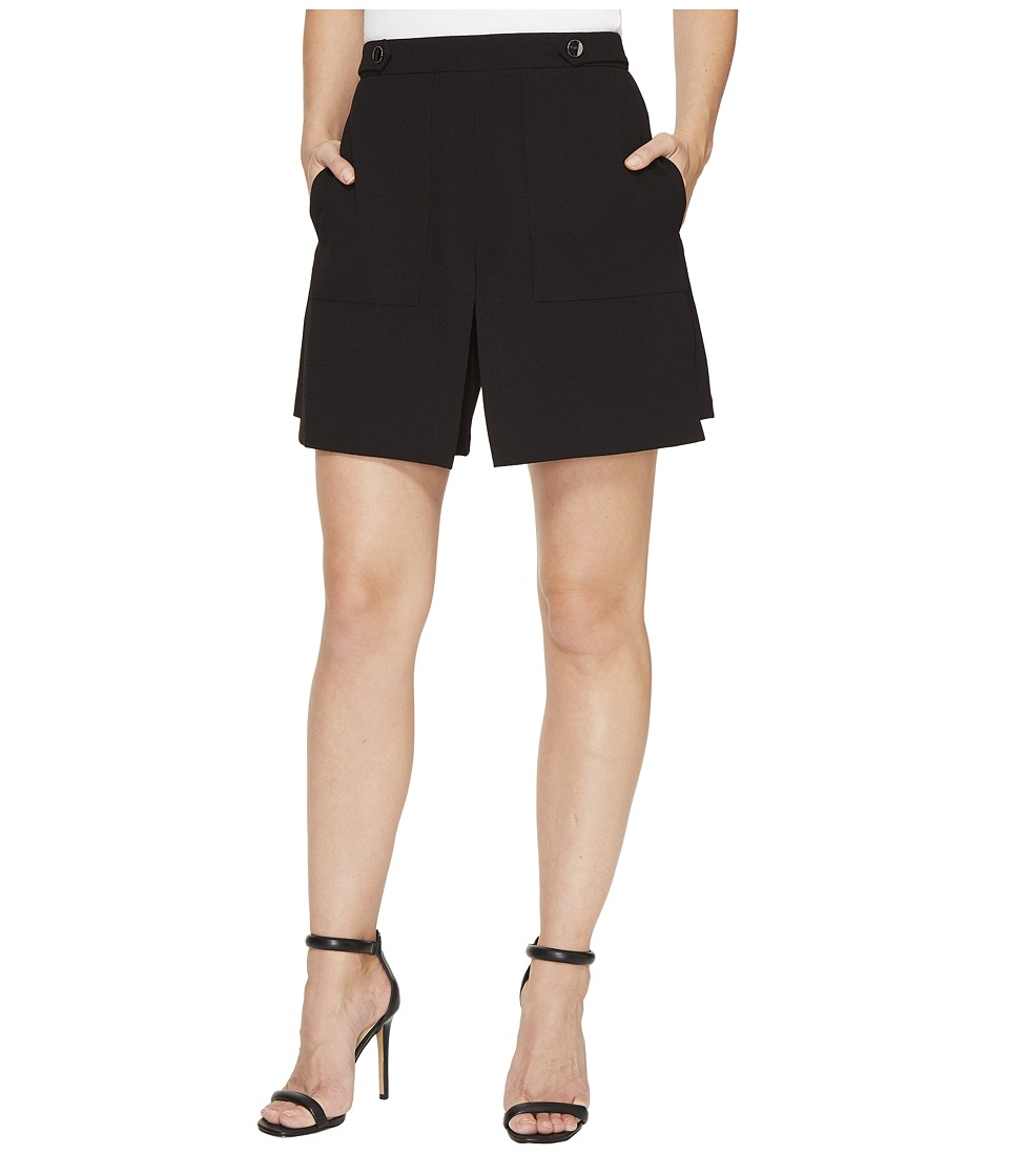 CATHERINE Catherine Malandrino - Marco Shorts (Black) Women's Shorts