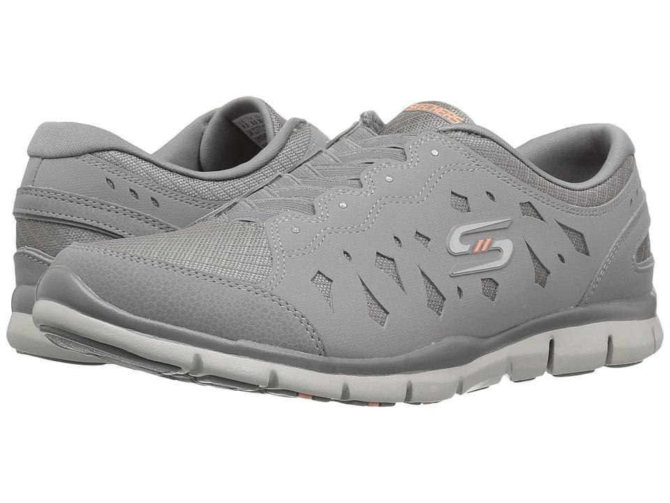 SKECHERS - Gratis - Light Heart (Navy) Women's Shoes
