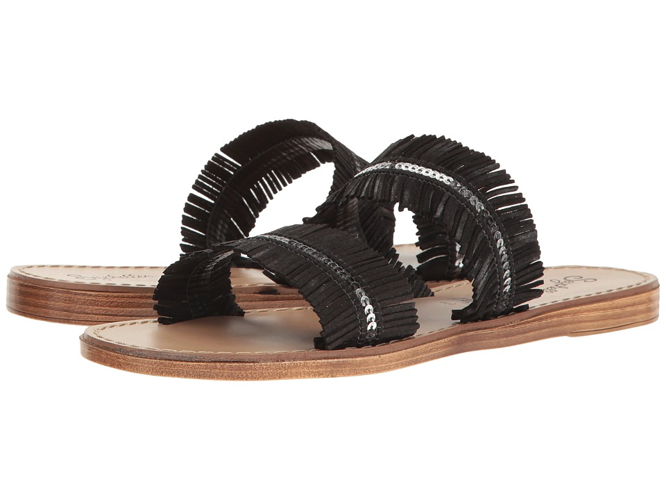 Seychelles - Someone Comin' (Black) Women's Sandals