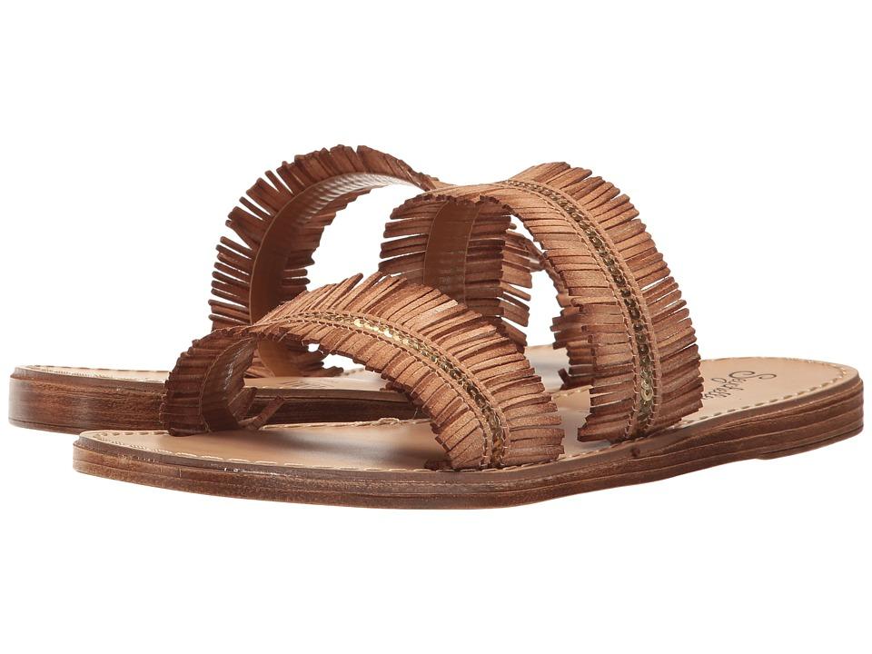 Seychelles - Someone Comin' (Tan) Women's Sandals