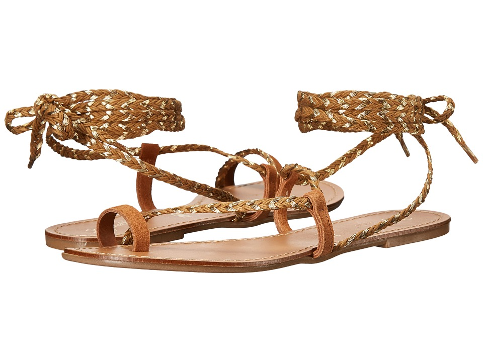 Seychelles - Glory (Cognac) Women's Sandals