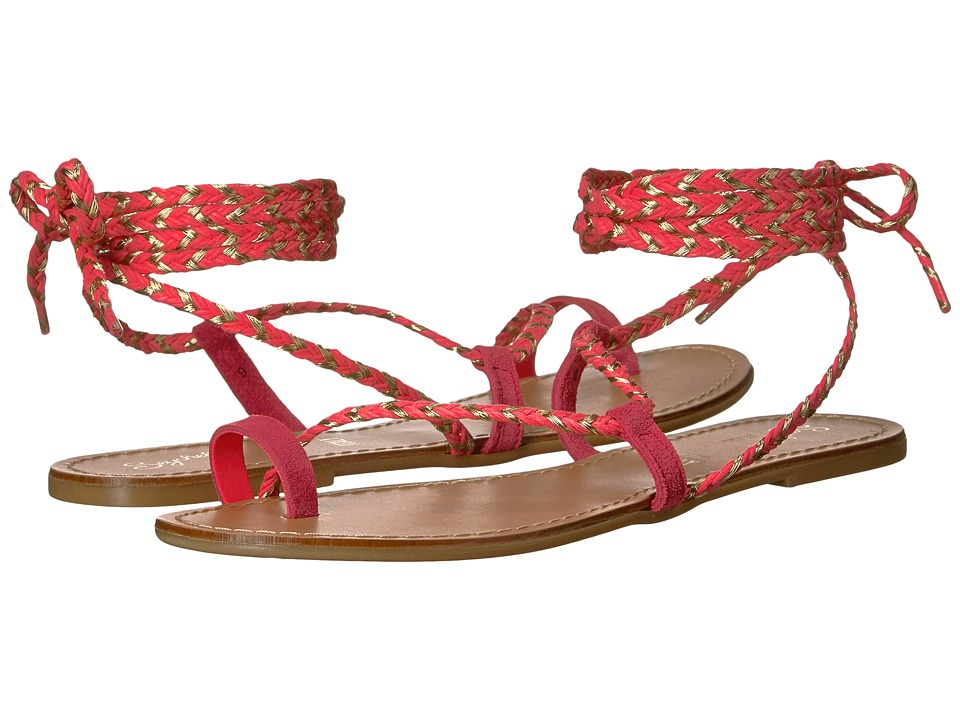 Seychelles - Glory (Pink) Women's Sandals