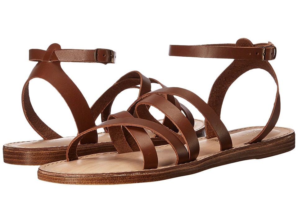 Seychelles - In the Shadows (Whiskey) Women's Sandals